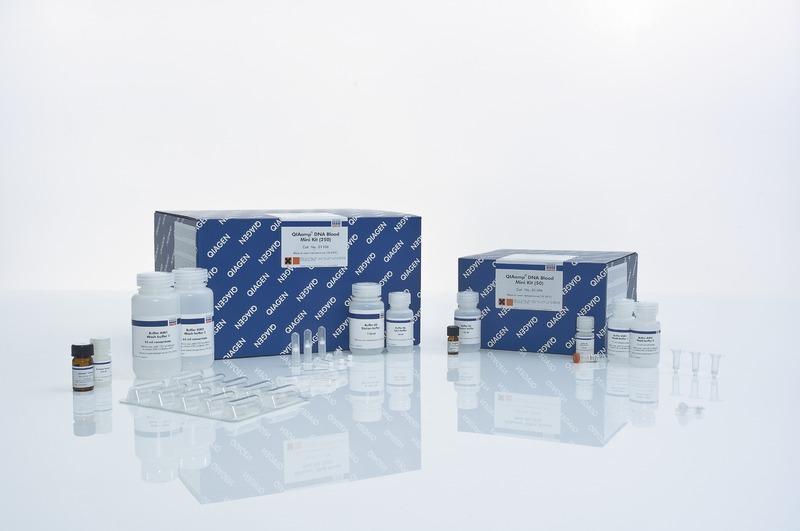 QIAamp DNA Blood Mini Kit   Qiagen
