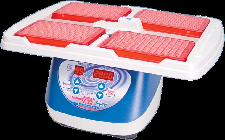 Digital Multi-MicroPlate Genie Pulse