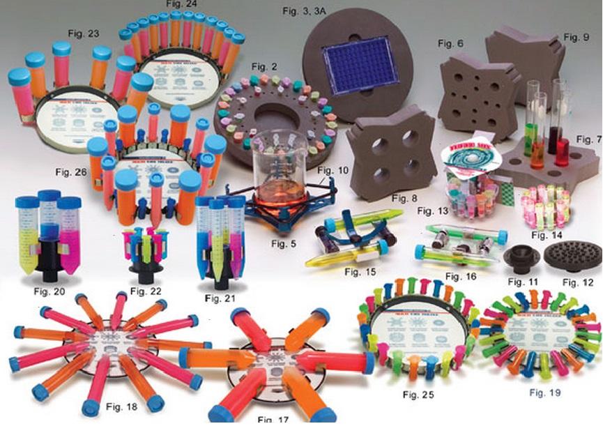 Accesorios Agitador Vortex Pulsante Scientific Industries