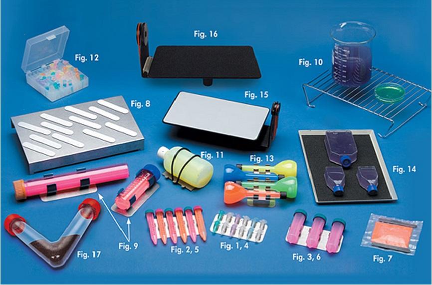 Accesorios de Incubadoras Refrigeradas con Agitacion y Rotacion Scientific Industries