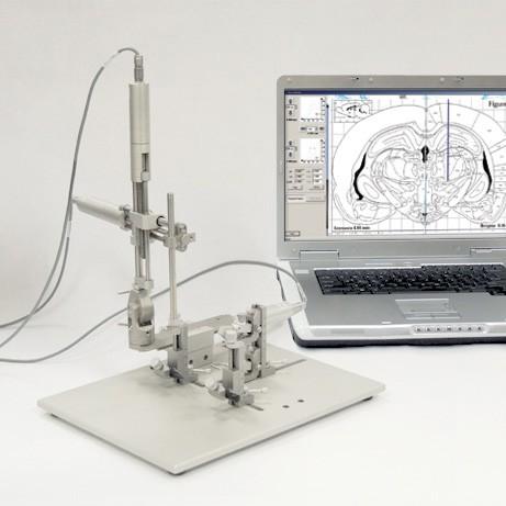 Estereot�xico Motorizado para ratones y ratas New Standard � Stoelting