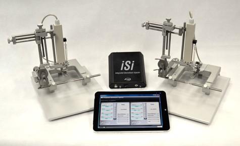 Inyectores Motorizados con Estereotaxicos stoelting